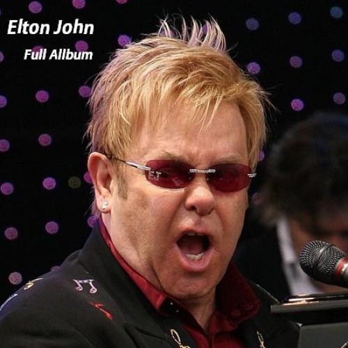 Elton John and his band perform at Holkham Hall