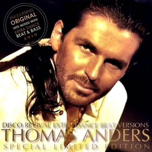 thomas anders christmas for you track listings
